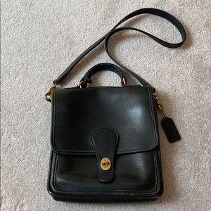 vintage coach court bag